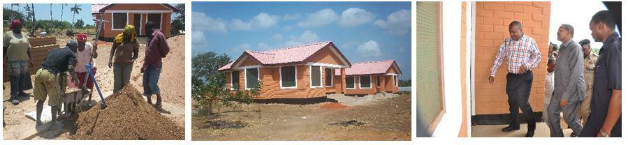 Tawah Disaster Relief In Mabwepande