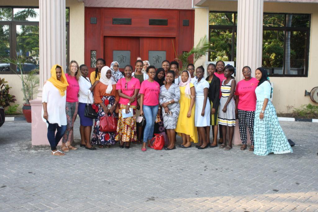 The TAWAH Volunteer Program