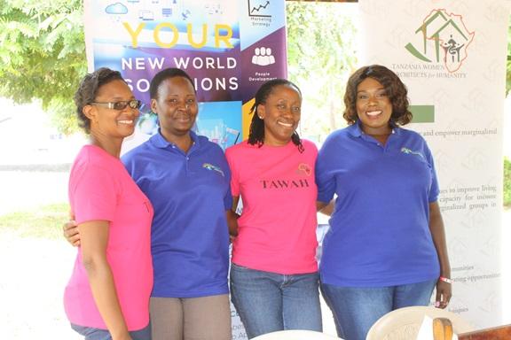 Tanzania Women Architects (TAWAH) teamed up with NOVA TERRA SOLUTIONS